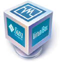 logo de VirtualBox