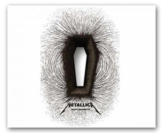 metallica death magnetic cd cover