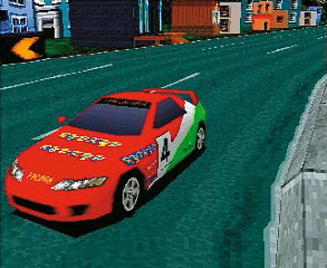screenshot de juego de playstation
