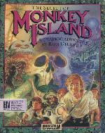 secret of monkey island box cover